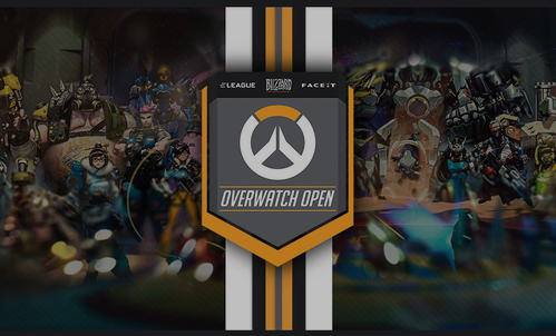 Overwatch competitive open
