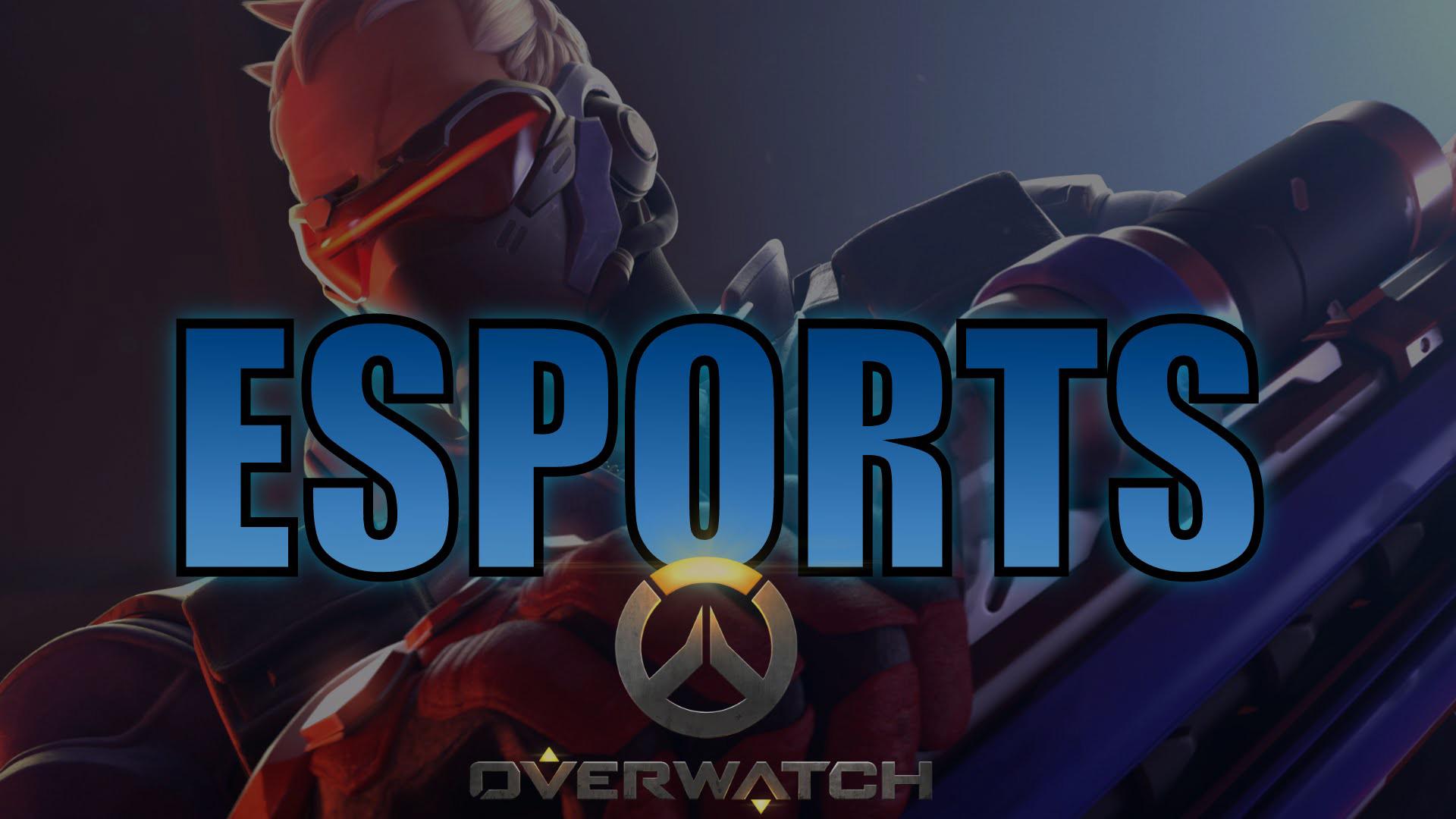 Overwatch esport