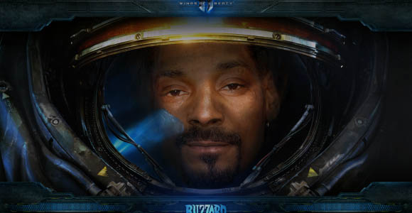 Snoop dog starcraft2