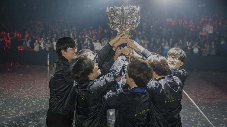 Winners of Summoner Cup