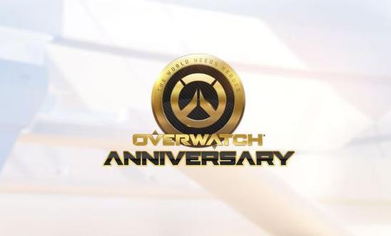 Overwatch Anniversary 2017